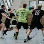 SG ABUS Dessau Handball Heimspiel Holzdorf Niederlage