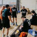 SG ABUS Dessau Handball Coswig Auswärtssieg